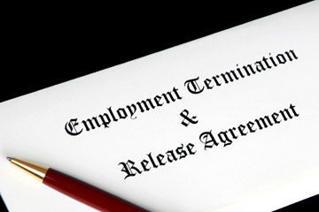Severance Package Negotiation